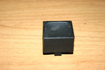 1981 - 1987 Classic Saab 900 Convertible Center Console Roof Switch Hole Plug