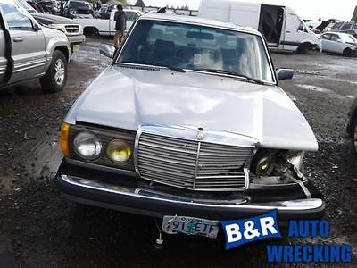 STEERING GEAR/RACK FITS 75-85 MERCEDES 300D 9818087