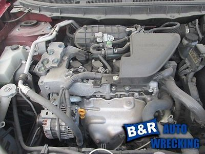 ENGINE QR25DE 2.5L VIN A 4TH DIGIT FED W/TOW PKG SL PREMIUM PKG FITS ROGUE 65056