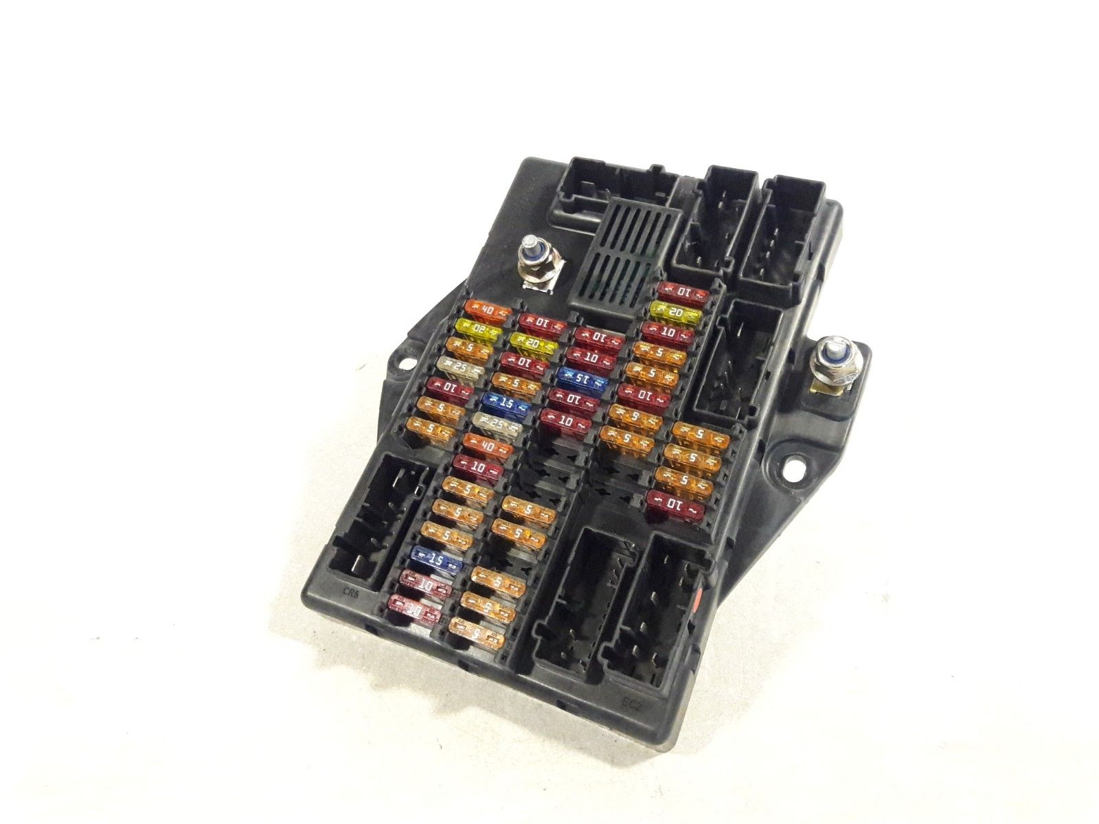 2004 - 2005 Jaguar XJ8 Interior <em>Fuse</em> And Relay