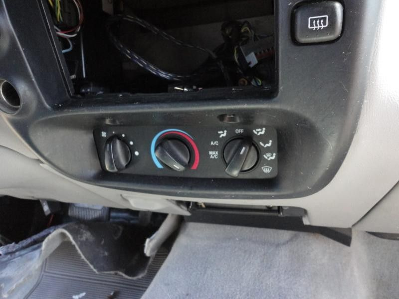 Heater/Temp Controls for 95 96 97 FORD EXPLORER ~ 3932642 3932642