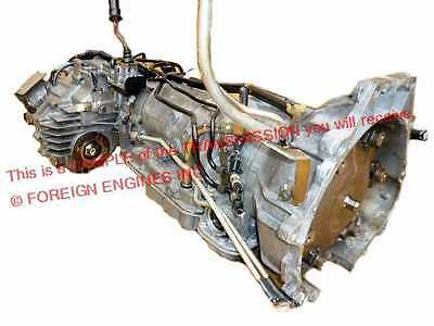 98 99 ISUZU TROOPER VEHICROSS ACURA SLX AUTOMATIC TRANSMISSION 4X4 4L30E 400 60693B 2840