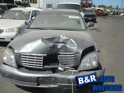 AUTOMATIC FWD 4.6L VIN <em>Y</em> 8TH DIGIT ID 4AAN FITS 04-05 DEVILLE 9586719