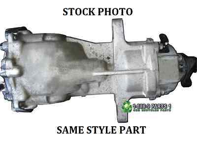 REAR CARRIER DIFFERENTIAL ASSEMBLY 07 08 09 HYUNDAI SANTA FE 2.7L 3.3L L26A154