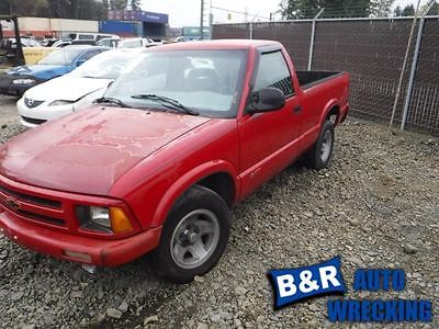 ALTERNATOR 6-262 4.3L FITS 94-95 BLAZER S10/JIMMY S15 9756659 601-00673 9756659