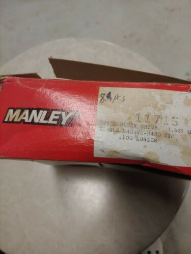 Manley Small Block Chevy Valves 11715