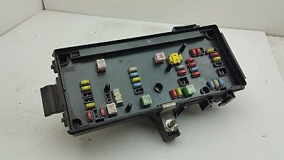 2008 2009 08 09 dodge ram 1500 fuse box block relay panel. Black Bedroom Furniture Sets. Home Design Ideas