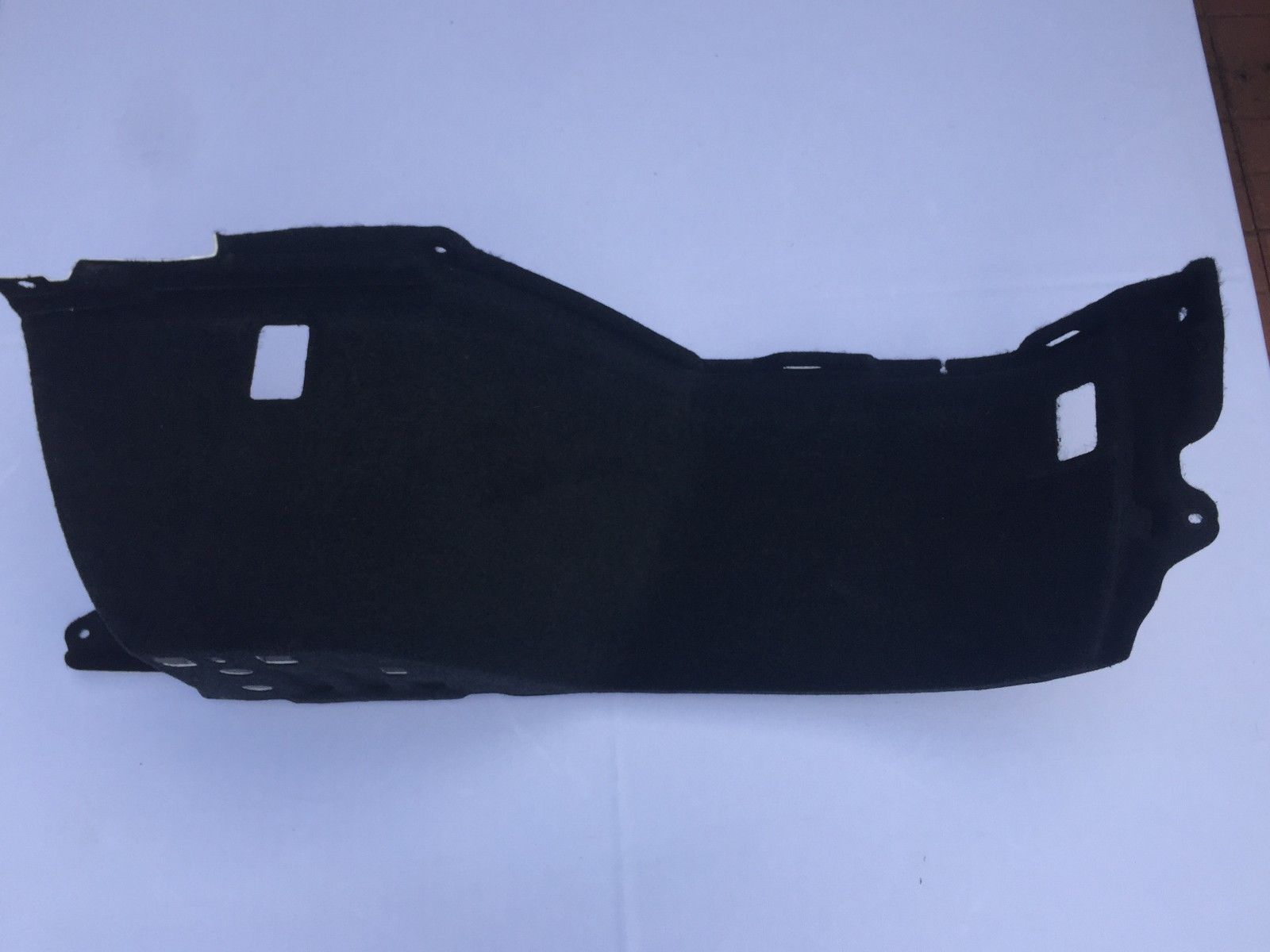 2005 LEXUS RX330 REAR LEFT DRIVER SIDE TRUNK COVER TRIM PANEL