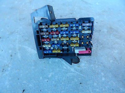 92 93 94 95 PONTIAC GRAND AM 2.3L INTERIOR FUSE BOX 9100-7-04686 ,  9100-7-04686JustParts
