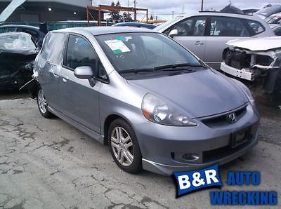 07 08 HONDA FIT R. FRONT DOOR GLASS SPORT 8957259 277-50196BR 8957259