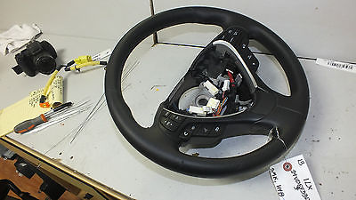 13 14 15 2013 2014 2015 Acura ILX Hybrid Steering Wheel Leather OEM #202W