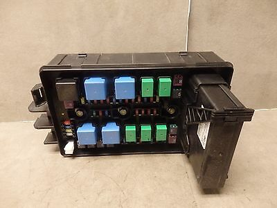 2014 HYUNDAI EQUUS 5.0L ENGINE FUSEBOX  FUSE BOX 8K