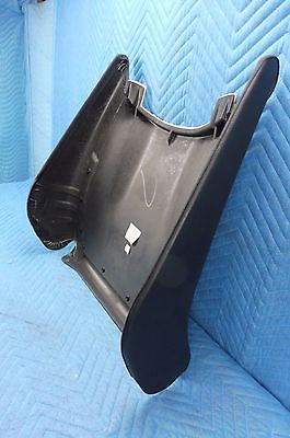2000 2001 2002 MERCEDES W220 S430 S500 Front Passenger Seat Back Panel OEM