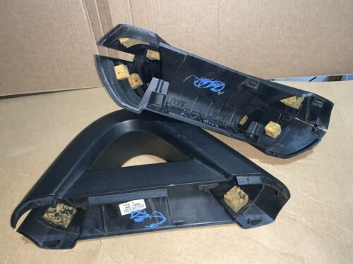 03 04 05 06 NISSAN 350Z CONVERTIBLE  ROLL BAR TRIM COVER HEADREST LH RH PAIR Does Not Apply LHRH