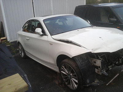 2011 BMW 128i For Parts (Automatic Tra..