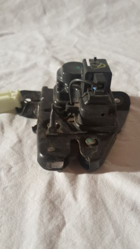2008-2014 Dodge Avenger Trunk Latch Deck Lid Release Lock Electric Actuator OEM