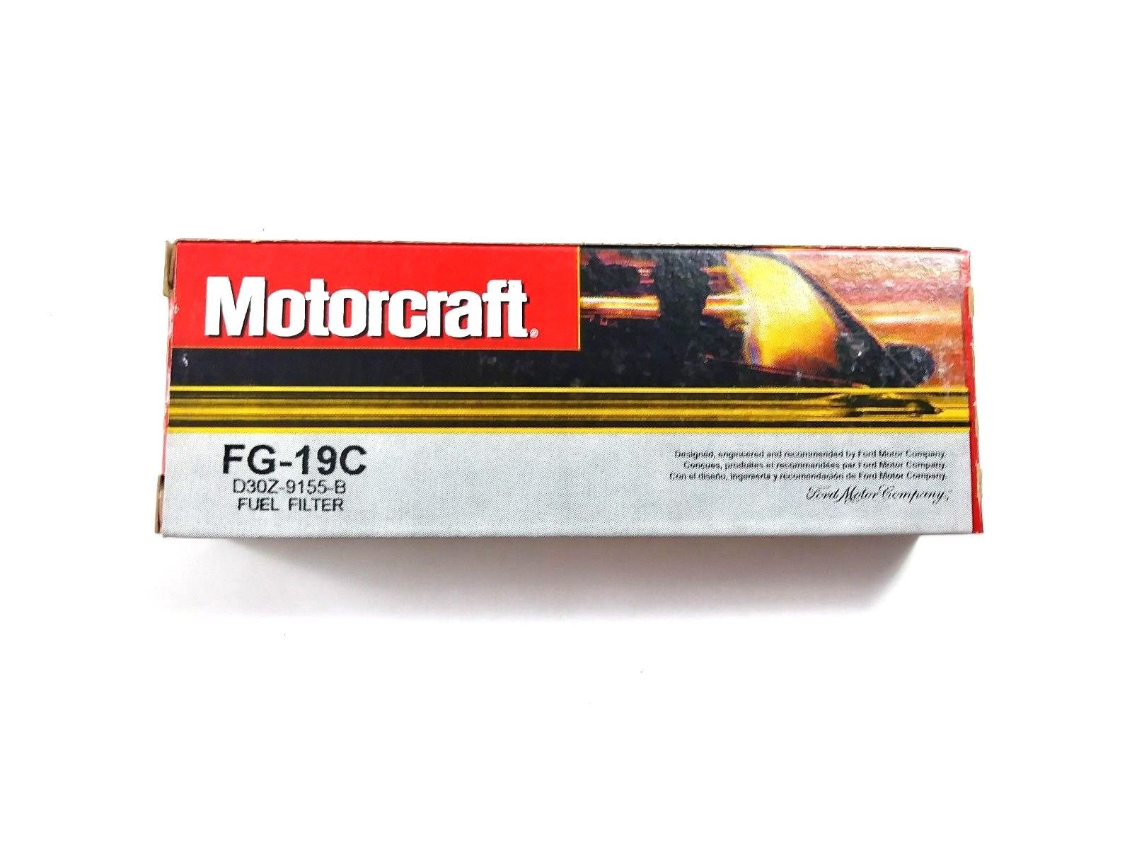 Motorcraft FG19C Fuel Filter