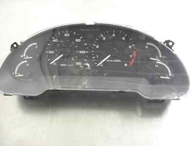 93 94 95 96 97 PROBE SPEEDOMETER HEAD ONLY W/LOW FUEL LAMP 4 CYL MPH 17340