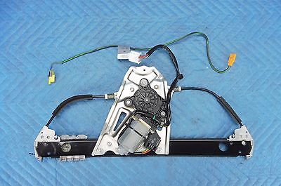 2000-2002 MERCEDES W220 S430 S500 Rear Right Door Window Motor W/ Regulator OEM