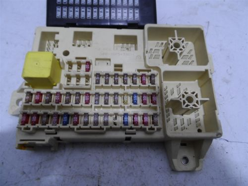 jaguar s-type 2000-2002 fuse box front relay xr83-14b192 ... 2000 jaguar s type fuse panel diagram in truck #3