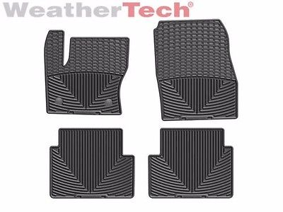 Weathertech 174 All Weather Floor Mats For Ford Escape 2013