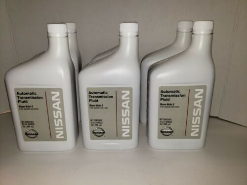 Nissan Matic S Fluid - AUTOMATIC TRANSMISSION FLUID - 999MP-MAT00S - 6 QUARTS Does not apply