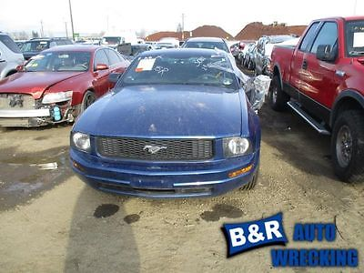 05 06 07 08 FORD MUSTANG POWER BRAKE BOOSTER EXC. SHELBY GT 500 8875152 8875152