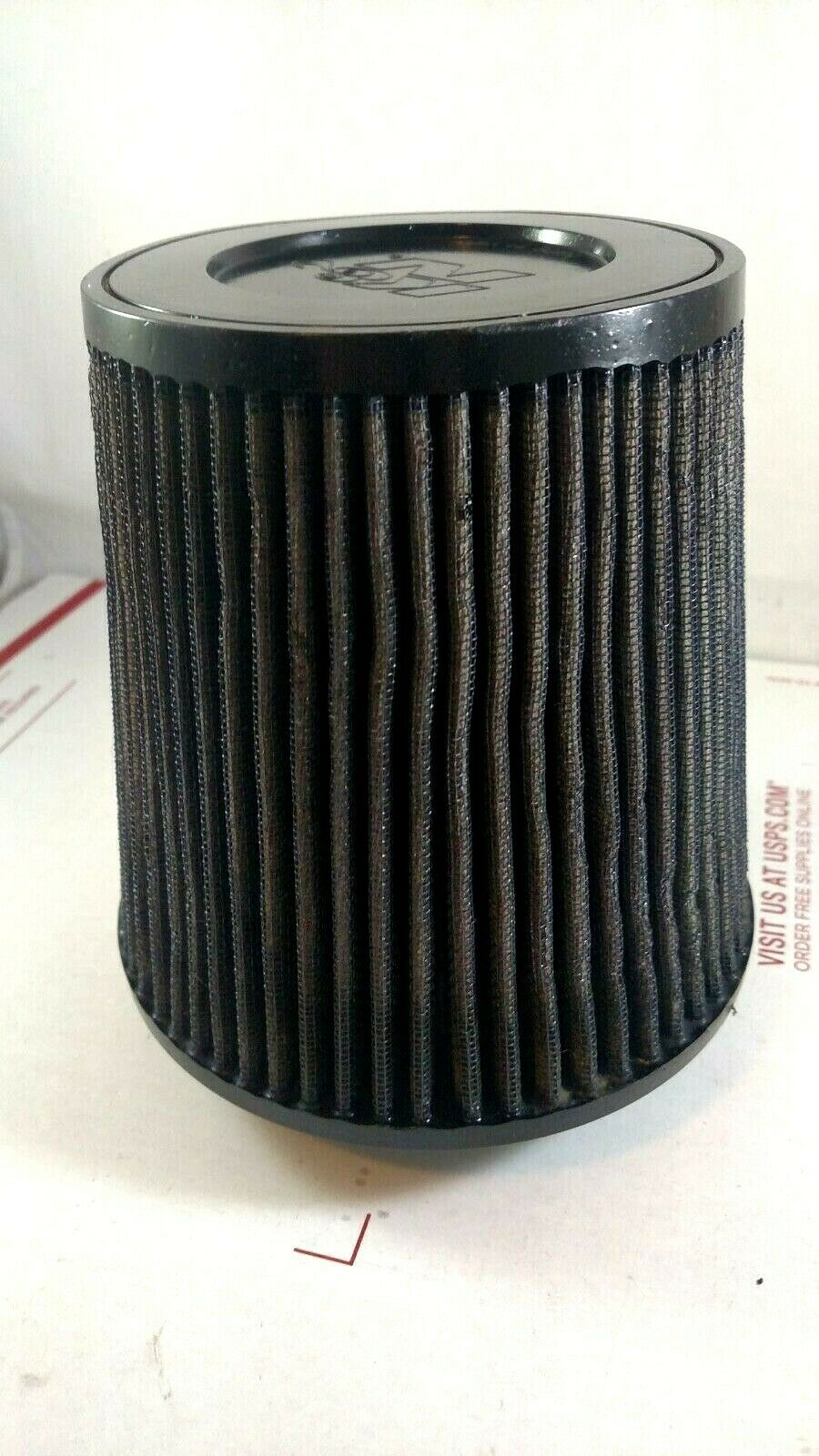 K&N Universal Cone Round Tapered Clamp On Performance Air Filter 6