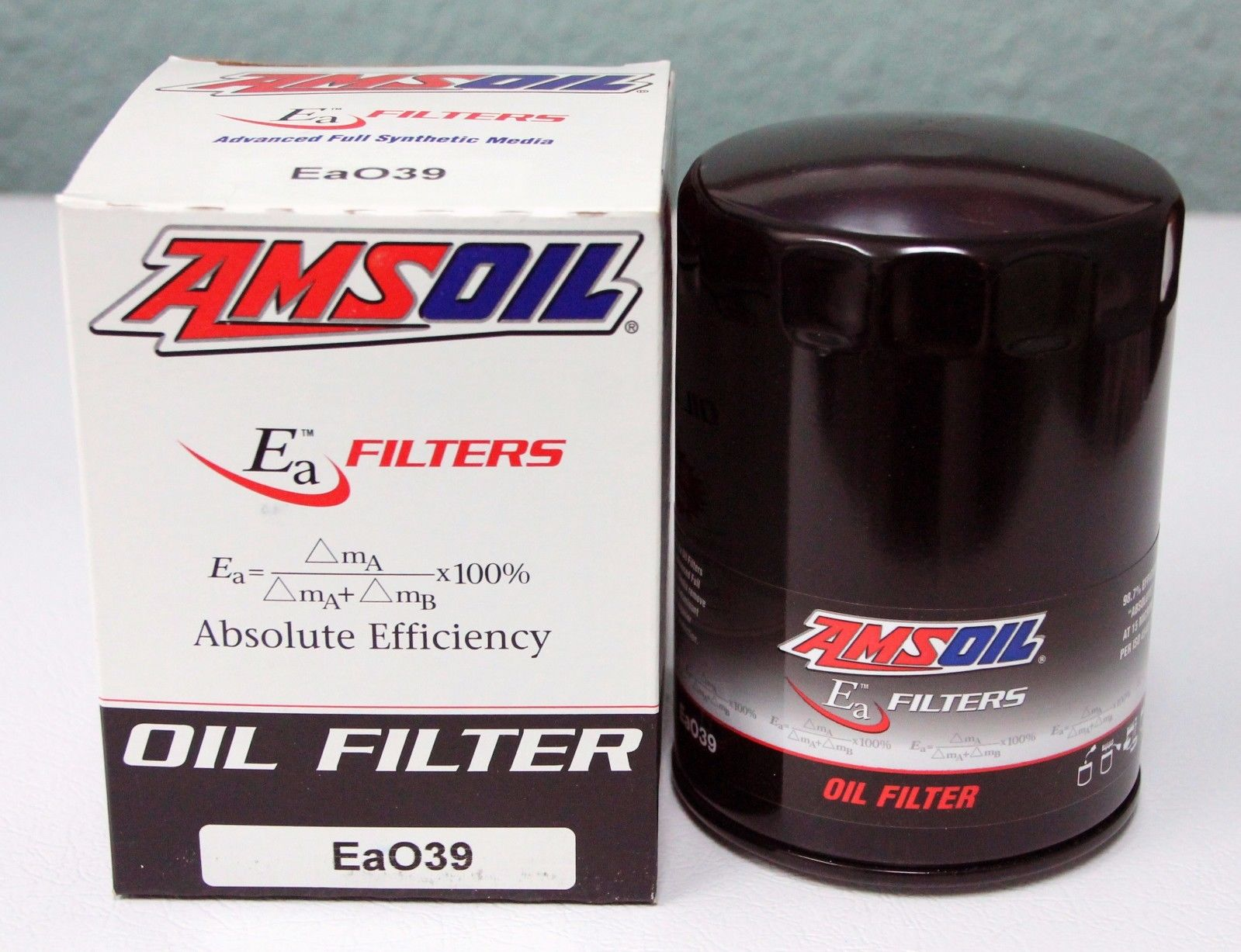Brand NEW Engine Oil Filter AMSOIL Ea039 or EA039 097012260416