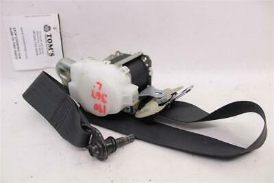 FRONT DRIVER SEAT BELT & RETRACTOR ONLY G35 G37 2008-2013 BLACK 999927