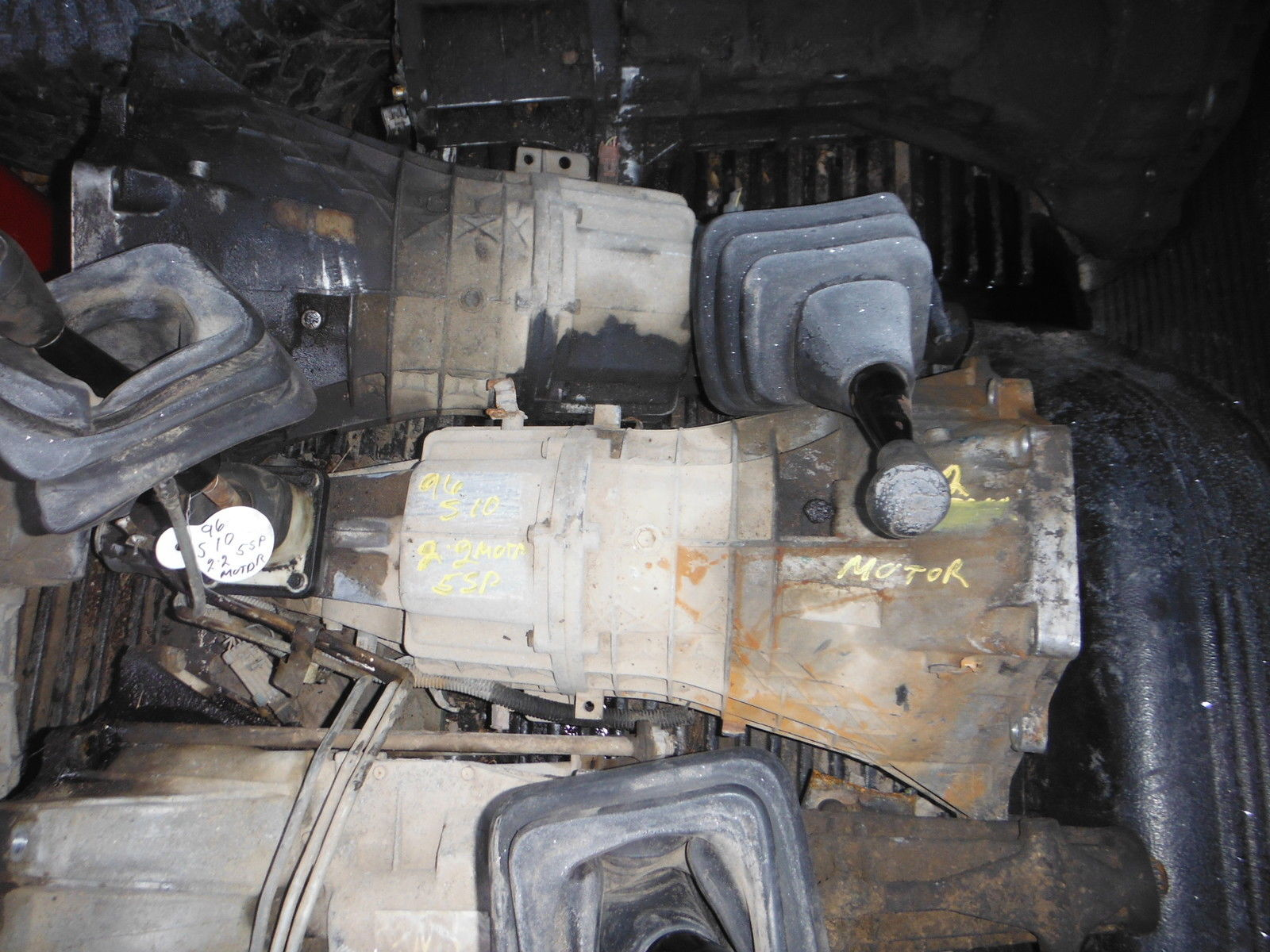 96 99 chevy s10 5 speed manual transmission will ship rh justparts com chevy s10 manual transmission fluid chevy s10 manual transmission fluid type