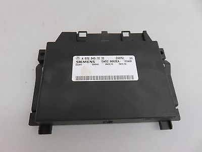Transmission control module mercedes benz page 3 for Mercedes benz transmission control module