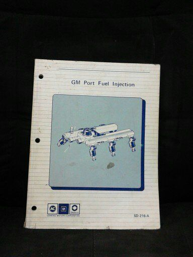 GM Port Fuel Injection Good Condition