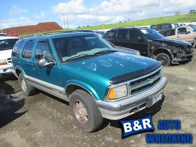 95-00 01 02 03 04 05 S10 BLAZER STEERING GEAR/RACK POWER STEERING 4X4 9028264 551-01649 9028264
