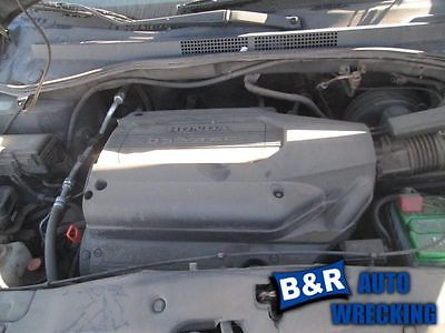 ENGINE 3.5L VIN 1 6TH DIGIT FITS 02-04 ODYSSEY 6528999