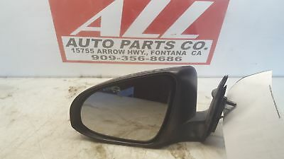 2013 TOYOTA CAMRY LEFT DRIVER SIDE POWER DOOR MIRROR