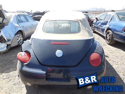 04 05 VW BEETLE AUDIO EQUIPMENT 6035531 6035531