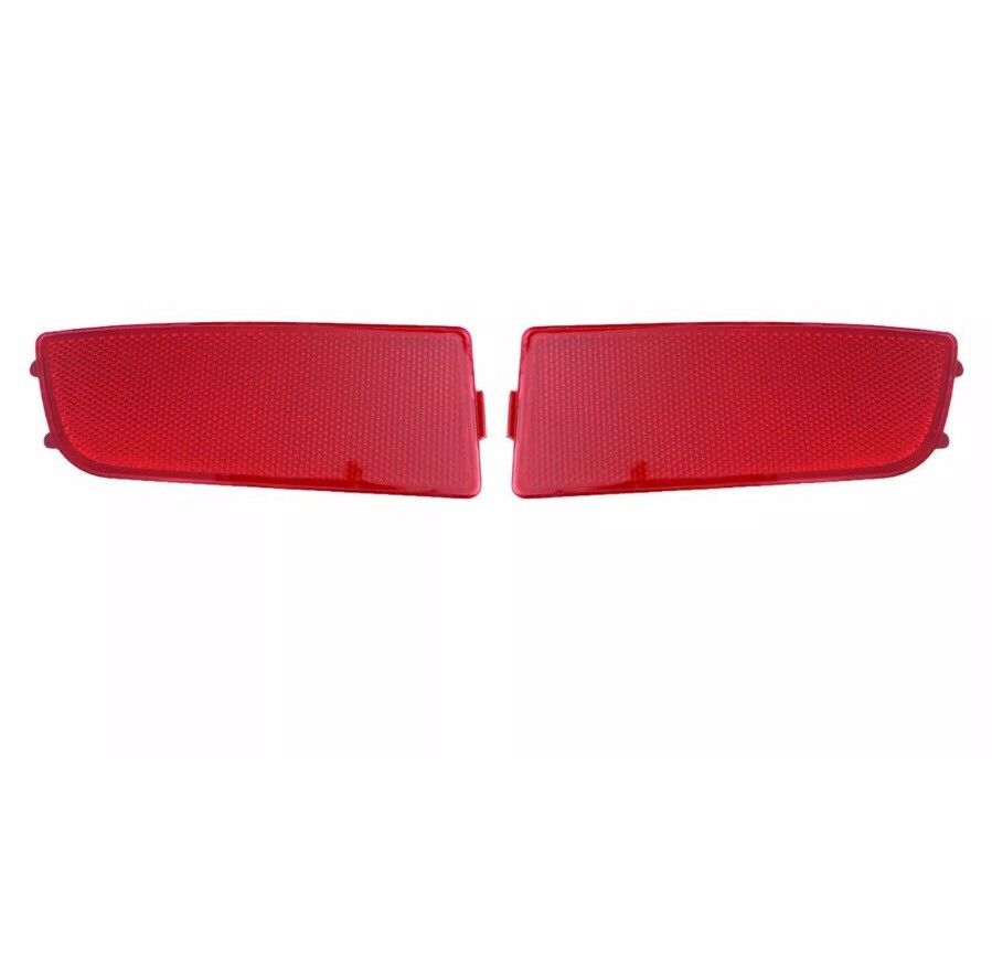 DODGE SPRINTER MERCEDES BENZ FRIGHTLINER REAR BUMPER REFLECTOR SET 2006 2015 A9068260140