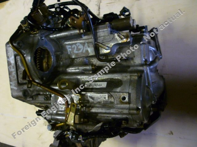 1998 1999 ACURA CL AUTOMATIC TRANSMISSION FOR 2.3L 4 CYL 400-60785 6248