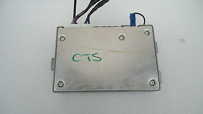 06-07 CADILLAC CTS COMMUNICATION VOICE MODULE ONSTAR COMPUTER UNIT OEM 5837910