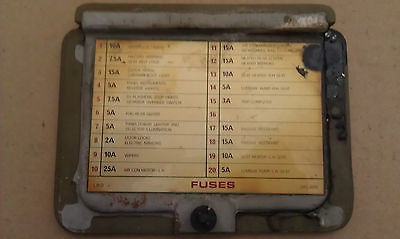 Jaguar xjs fuse box diagram schematic diagrams