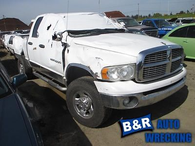 04 05 DODGE RAM 1500 PICKUP WINDSHIELD WIPER MTR W/PIGTAIL SQUARE CONNECTOR 9037661
