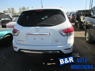 13 14 15 NISSAN PATHFINDER BRAKE MASTER CYL 3.5L 6 CYL FROM 2/13 8694220 8694220