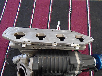 2002 2004 Ford Focus Svt Jackson Racing Supercharger