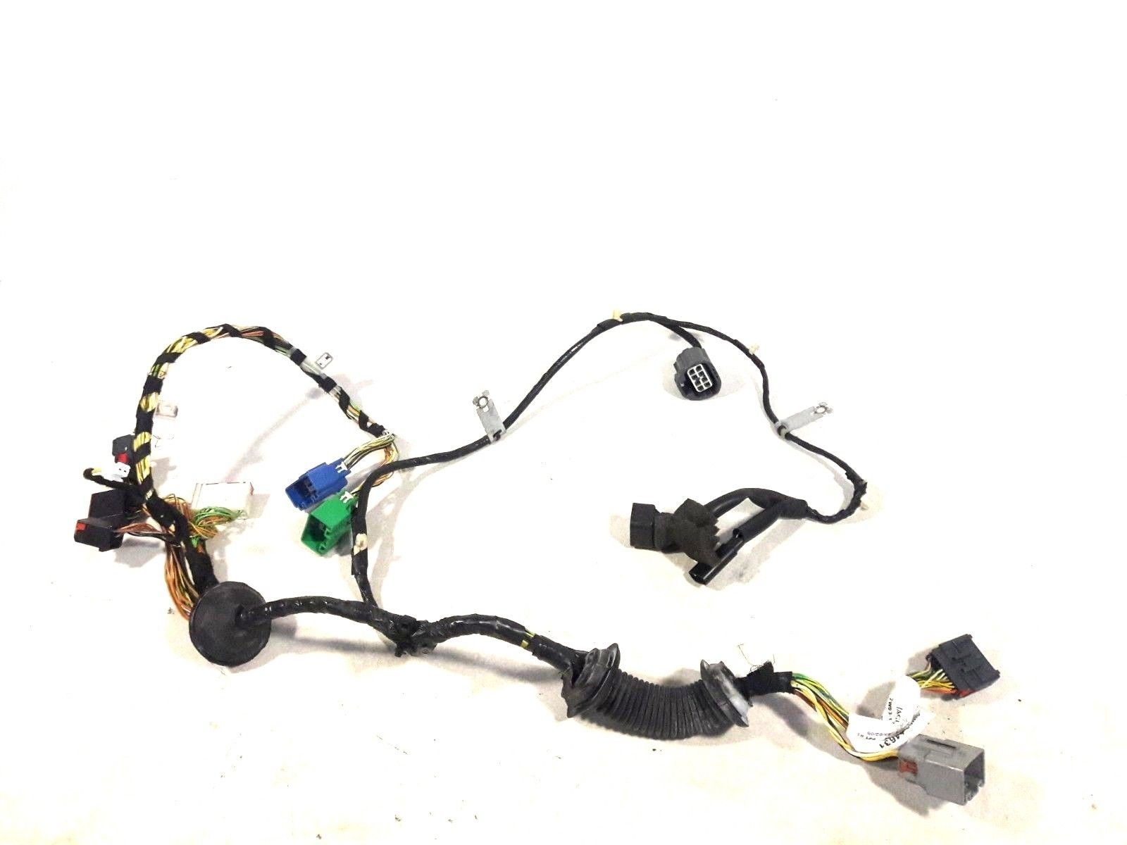 Door Wire Harness Page 3 1999 Jeep Grand Cherokee Driver Wiring 2004 2009 Jaguar Xj8 Left Front Emdoor Em