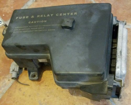 Used Dodge Ram Fuse Box : Dodge ram fuse box