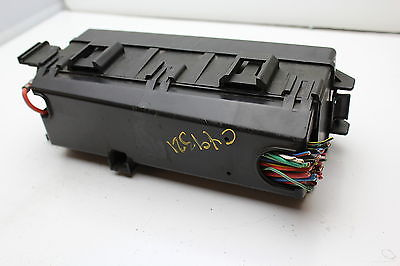 00 01 TAURUS SABLE YF1T-14A003-A FUSEBOX FUSE BOX RELAY UNIT MODULE  Taurus Fuse Box on