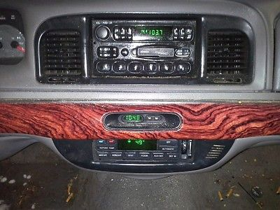 2000 <em>MERCURY</em> GRAND MARQUIS TAPE RADIO 2712656