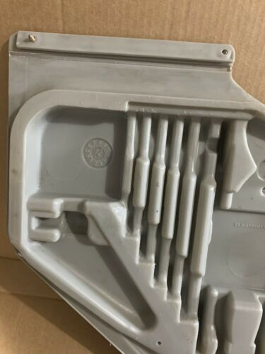 BMW E28 E24 E23 TRUNK TOOL KIT TRAY ONLY 1 117 105.0