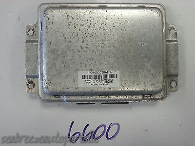 06 2006 Chrysler Dodge 300 Charger Front Control Module Body Bcu Bcm P04692028ai N6600